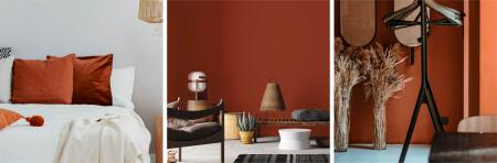 Renewed terracotta: trend colour of 2020
